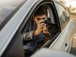 Наружное наблюдение за автомобилем - фото 1
