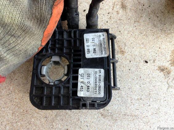 Проводка аккумулятора 91851-2B200 на Hyundai Santa FE 09- (Х