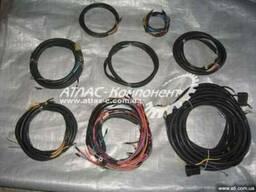 Проводка электрическая (комплект на авто) КрАЗ 256