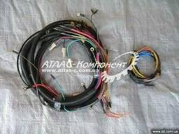 Проводка электрическая (комплект на кабину) КрАЗ 256