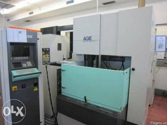 Проволочный электроэрозионный станок AGIE AgieCut 200D SF