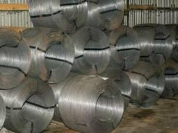 Проволока стальная низкоуглеродистая 1, 6 мм термически обраб