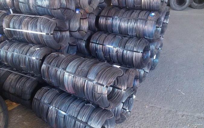 Проволока 2 мм стальная низкоуглеродистая общего назначения