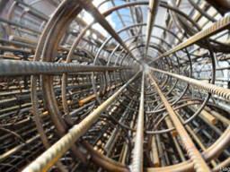 Проволока для производства каркасов 4,0-6,0мм – теплицы сваи