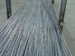 Оцинкованная проволока для изготовления сетки Рабица 2мм-4мм