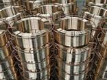 Проволока для сварки высоколегированных сталей ER307 (08Х20Н - фото 1