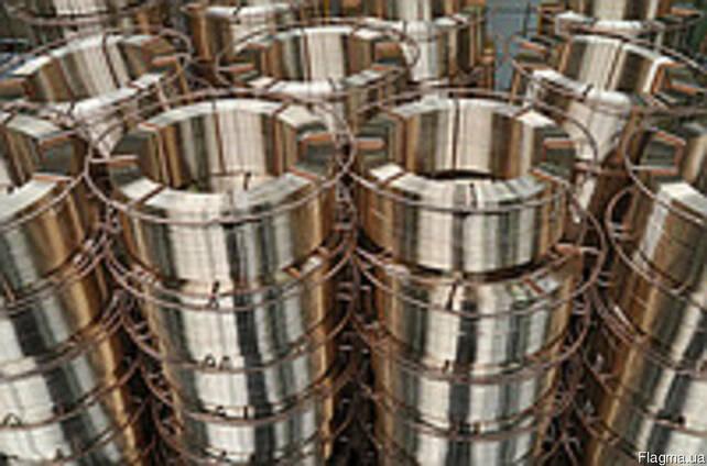 Проволока для сварки высоколегированных сталей ER307 (08Х20Н