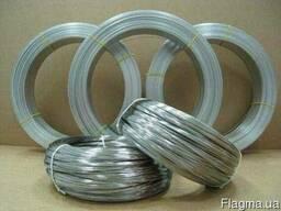 Проволока н/ж нержавейка 1,6-2-3-4мм из стали AISI304