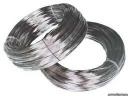 Проволока нержавеющая ф 4,5 мм 12Х18Н10Т, AISI 304/321/430/