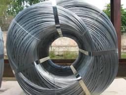 Проволока пружинная, ст. 70 ГОСТ 9389-75 д= 0. 3 - 7. 0 мм