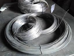 Проволока нихромовая Х15Н60 ф 0, 1; 0, 2; 0, 7; 1; 1, 2 мм