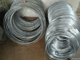 Проволока стальная оцинкованная мягкая - 1,2мм.