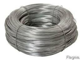 Проволока стальная низкоугл. общего назначения d 6, 0 мм
