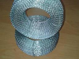 Проволока пломбировочная витая (Двухжильная) 0, 5мм х 0, 6мм