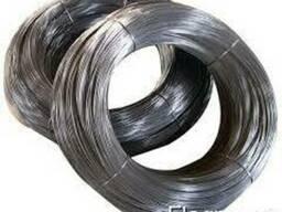 Проволока стальная термически обработанная, ф 0,7