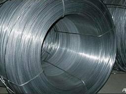 Проволока стальная ф-1, 5 мм ГОСТ 9389-75