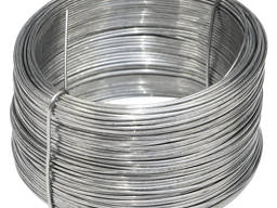 Проволока стальная низкоуглеродистая термически необработанная без покрытия