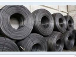 Проволока из углеродистой констр. стали