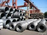 Провоолока стальная ф0,8мм общего назначения ГОСТ 3282-74 - фото 1