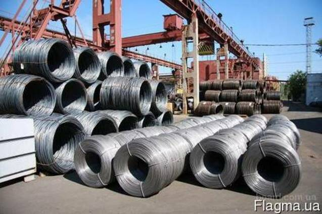 Провоолока стальная ф0,8мм общего назначения ГОСТ 3282-74