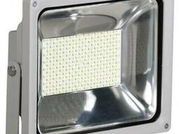 Прожектор IEK СДО 04-100Вт светодиодный серый SMD IP65