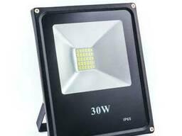 Прожектор светодиодный EV-30-01 30W 180-265V 6400K 2100Lm