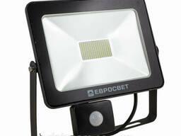 Прожектор светодиодный evro light ev-50-01 30w 180-260v 6400