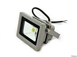 Прожектор светодиодный Led Flood W 10Вт IP65 уличный светиль