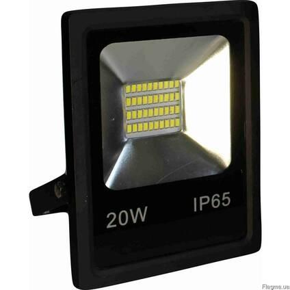 Прожектор светодиодный LEEK LE FL SMD LED3 20W CW IP65