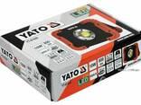 Прожектор світлодіодний акумуляторний YATO Li-Ion 3.7 В 4.4 АГод 10 Вт 800 лм - фото 4