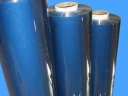 Прозрачная пленка ПВХ 500мкм для тентов, мягкое стекло