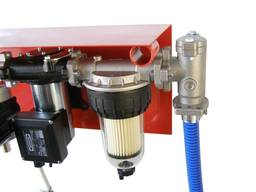 Для топлива фильтр сепаратор воды со сменным патроном Италия PIUSI