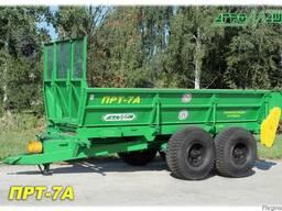 ПРТ-7А Машина для внесения твердых органических удобрений