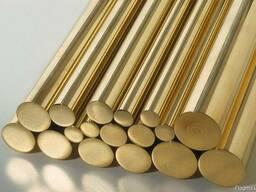 Пруток бронзаОЦС555O25-200, Втулки бронза, чушка