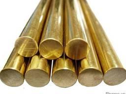 Пруток бронзовий БрАЖ- 9–4 диаметр 45мм. х3000мм.