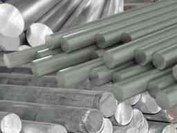 Пруток (круг) алуминиевый круглый ПАС-1758 D10 / AS серебро