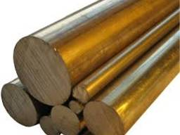 Пруток бронзовий ПКРНХ 75х3000 БрАЖ9–4 33,708 кг
