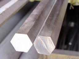 Шестигранник 63, 65, 75 горячекатаный сталь 3