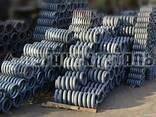 Пружина грохота, пружина дробилки, пружина электровоза, ваго - фото 2