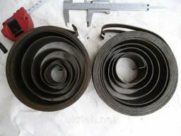 Пружина противовеса 50 mm. радиально-сверлильного станка