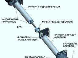 Пружины балансировочные для автоматических ворот