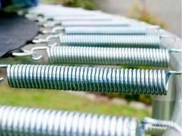 Пружины для батута 150 мм 15 см