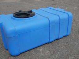 Прямоугольная емкость для воды на 100 литров, SG-100