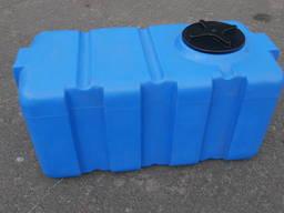 Прямоугольная емкость для воды на 200 литров, SG-200