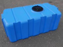Прямоугольная емкость для воды на 300 литров, SG-300