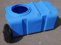 Прямоугольная емкость для воды на 300 литров, SK-300