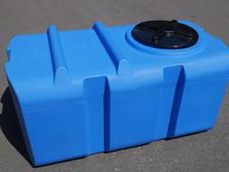 Прямоугольная емкость для воды на 400 литров, SK-400