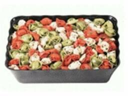 Прямоугольное блюдо (чёрный-110) Cambro (США) SFR 1012