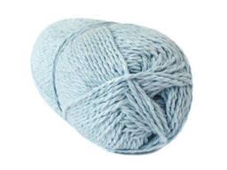 Пряжа Borgo de Pazzi Amore Cotton 65 Голубая (2444639)