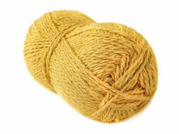 Пряжа Borgo de Pazzi Amore Cotton 69 Желтая (2444645)